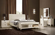lttod1  bed / BEDSIDE UNIT. LH SIDE: mctoCs   lh bedside unit, short / K2TOD two drawer unit RH SIDE: mctoLd RH bedside unit, long / KMtod bookcase unit / contod console table / SDTOD chair / sptod mirror